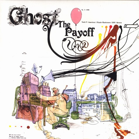 Ghost - The payoff feat. Verb T & Asaviour