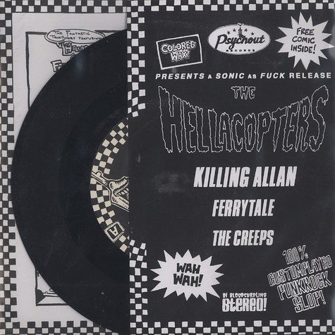 Hellacopters, The - Killing Allan