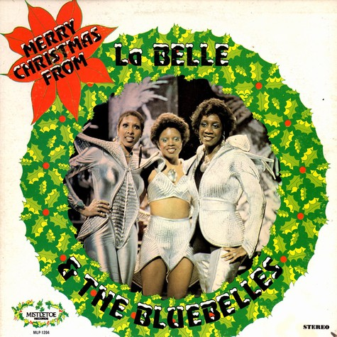 Labelle & The Bluebells - Merry christmas from labelle