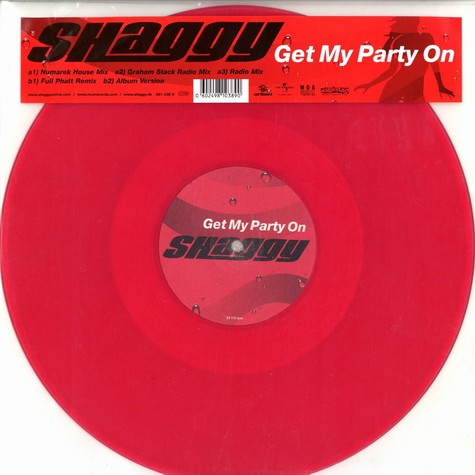 Shaggy - Get my party on