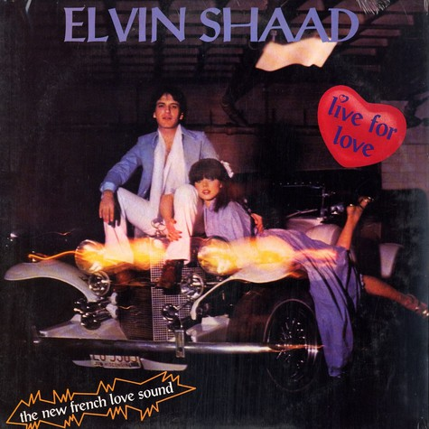 Elvin Shaad - Live For Love