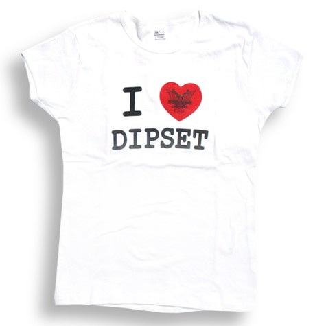 Diplomats - I love Dipset Women T-Shirt