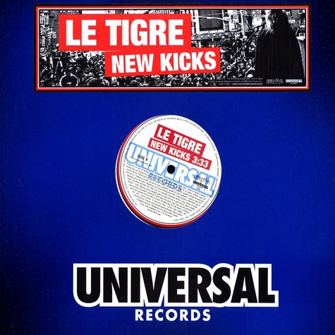 Le Tigre - New kicks