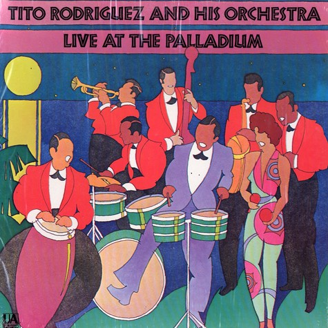 Tito Rodriguez - Live at the palladium
