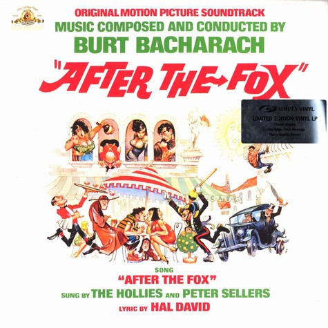 Burt Bacharach - OST After the fox