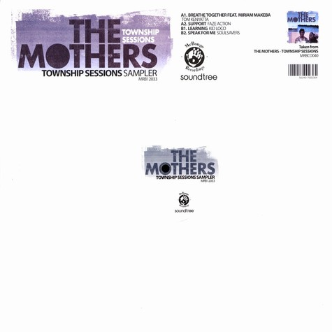 Mothers, The - Township sessions sampler