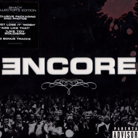 Eminem - Encore collectors edition