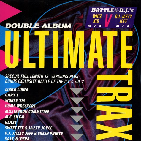 V.A. - Ultimate trax - battle of the djs