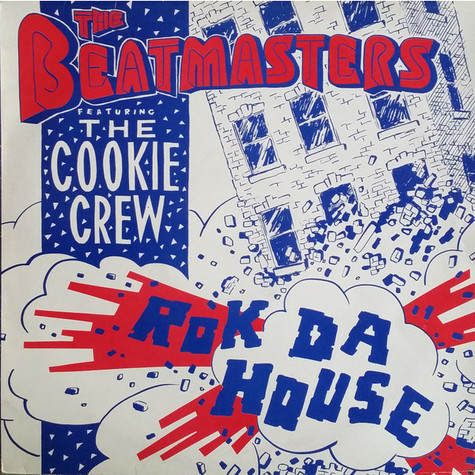 Beatmasters, The - Rok da house feat. The Cookie Crew