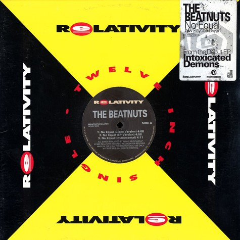 Beatnuts - No Equal