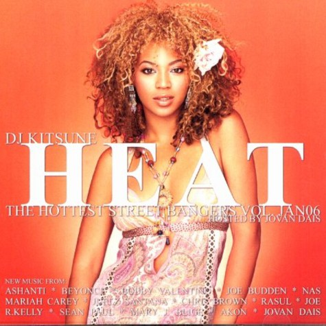 DJ Kitsune - Heat - January 2006