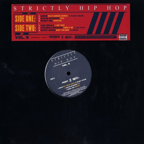 V.A. - Strictly hip hop volume 5