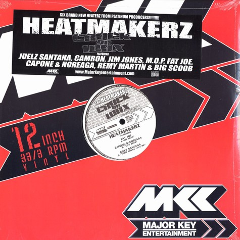 Heatmakerz, The - Crack on wax