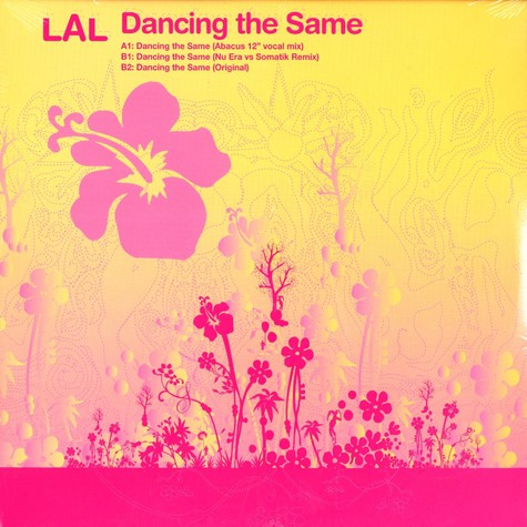 Lal - Dancing the same