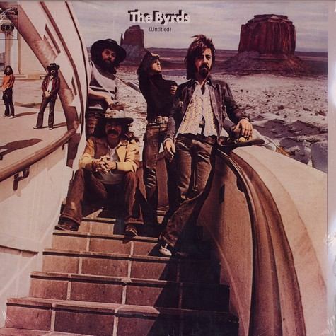 Byrds, The - (Untitled)