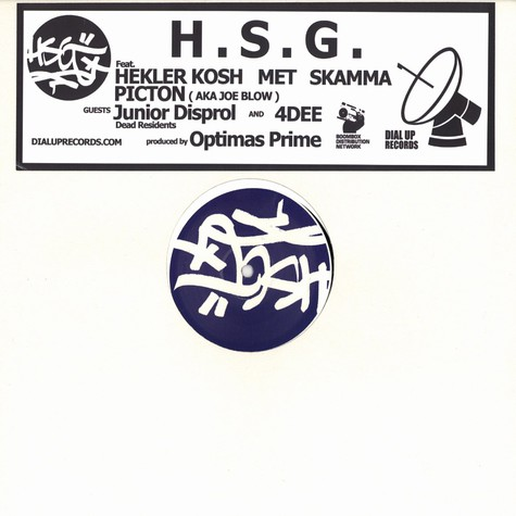 H.S.G. - H.s.g. EP
