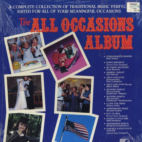 V.A. - The all occasions album