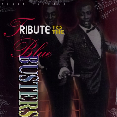 Bunny Maloney - Tribute to the blue busters