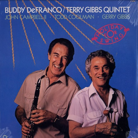 Buddy DeFranco & Terry Gibbs Quintet - Holiday for swing