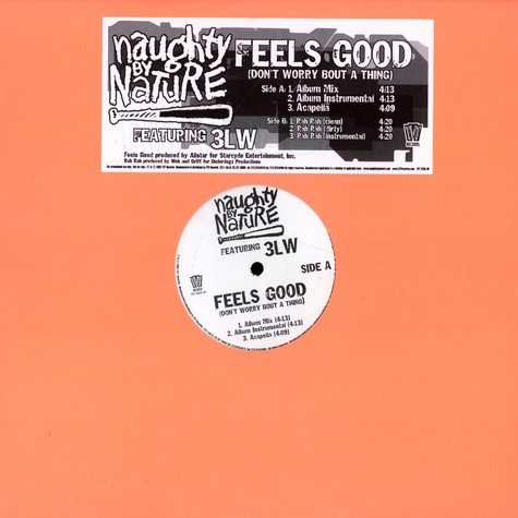 Naughty By Nature - Feels good feat. 3LW