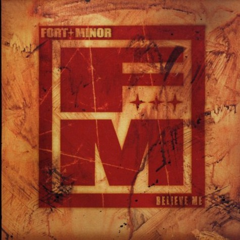 Fort Minor (Mike Shinoda of Linkin Park) - Blieve me feat. Styles Of Beyond