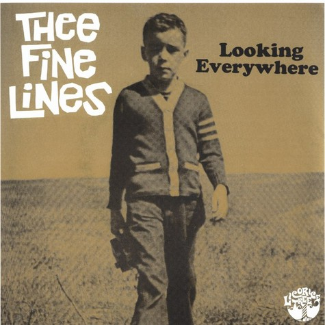 Thee Fine Lines - Looking everywhere