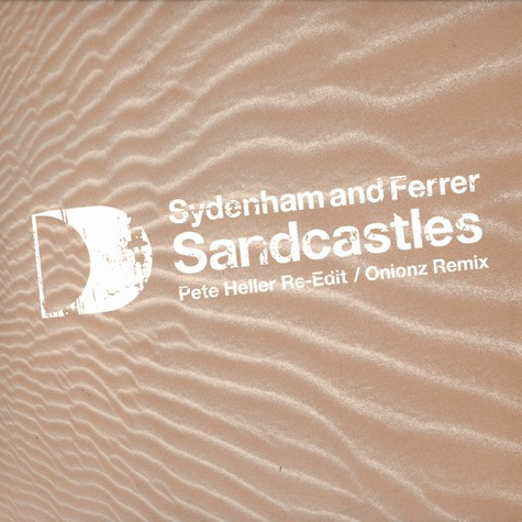 Sydenham and Ferrer - Sandcastles remixes