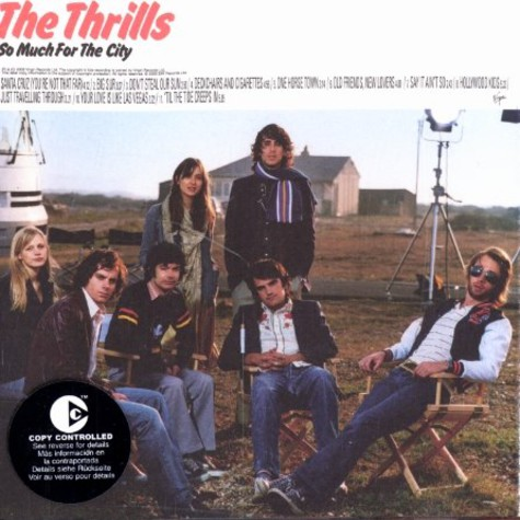Thrills, The - So much for the city