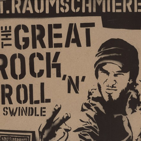 T.Raumschmiere - The great rock'n'roll swindle EP