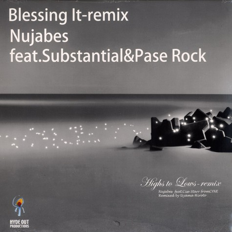 Nujabes - Blessing it remix feat. Substantial & Pase Rock