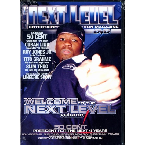 Next Level - Entertainment & fashion magazine
