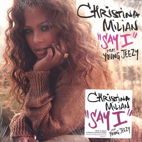 Christina Milian - Say i feat. Young Jeezy