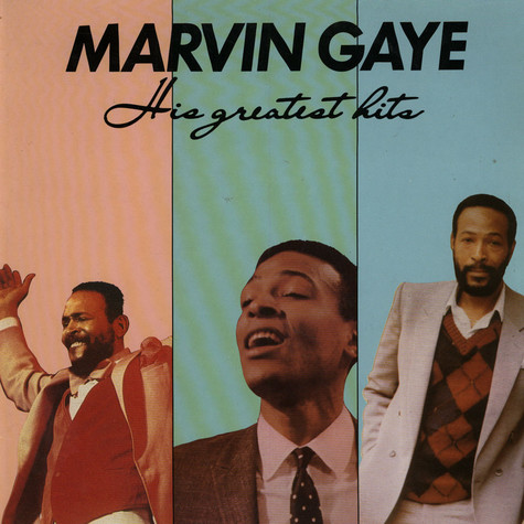 Marvin Gaye - His greatest hits