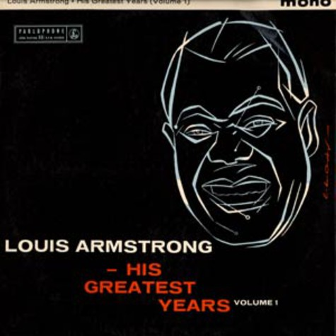 Louis Armstrong - His greatest hits volume 1