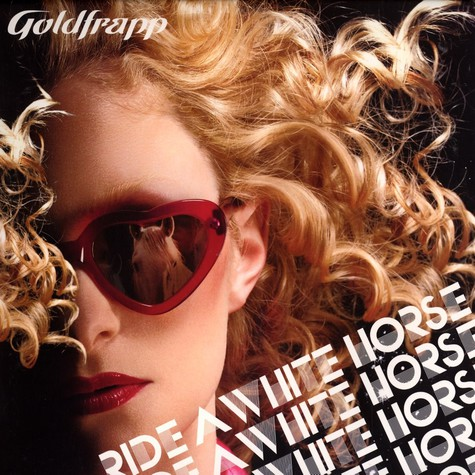 Goldfrapp - Ride a white horse Serge Santiago re-edit
