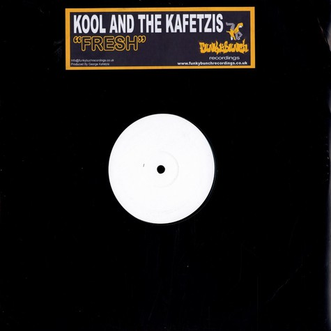 Kool & The Kafetzis - Fresh