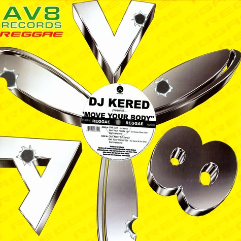 DJ Kered - Move your body