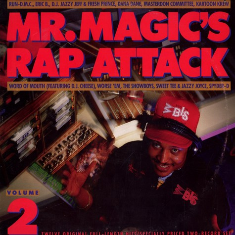 V.A. - Mr. Magic's Rap Attack Volume 2