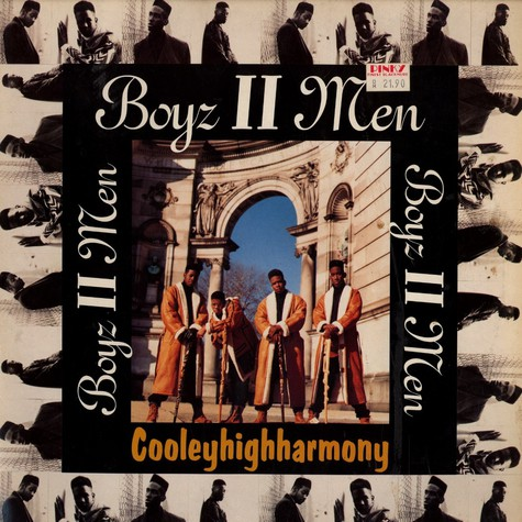 Boyz II Men - Cooleyhighharmony