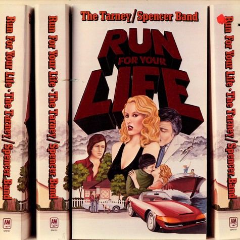 The Tarney / Spencer Band - Run for your life