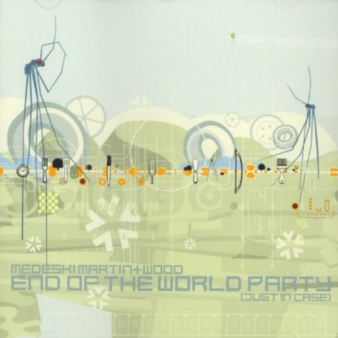 Medeski Martin & Wood - End of the world party