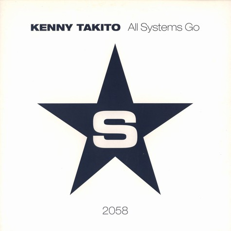 Kenny Takito - All systems go