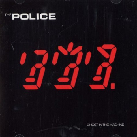 Police, The - Ghost in the machine - remastered