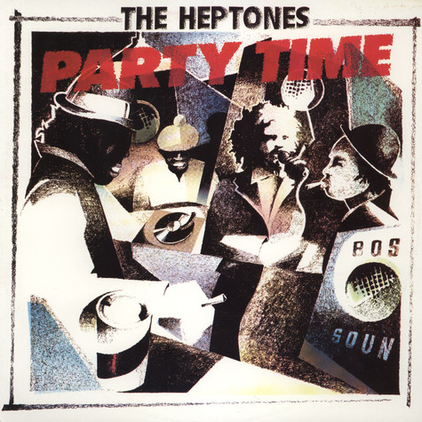 Heptones, The - Party time