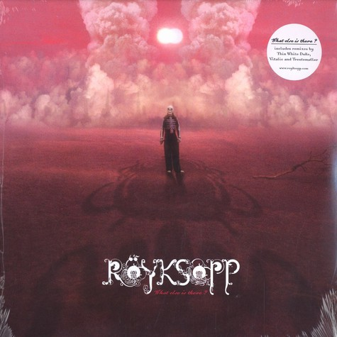 Royksopp - What else is there? remixes