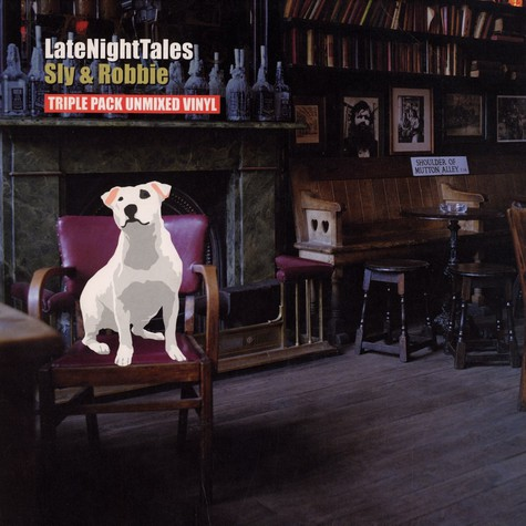 Sly & Robbie - Late Night Tales