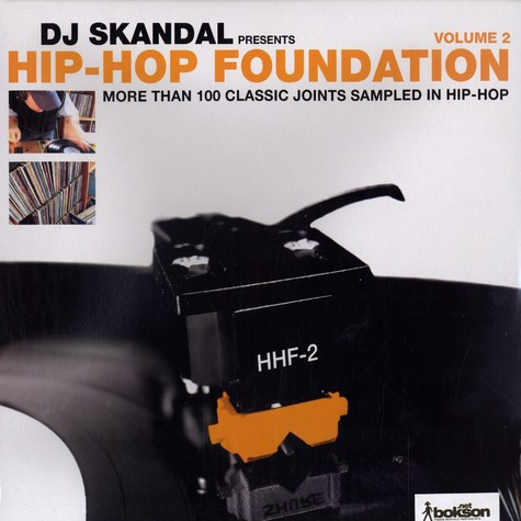 DJ Skandal - Hip hop foundation volume 2