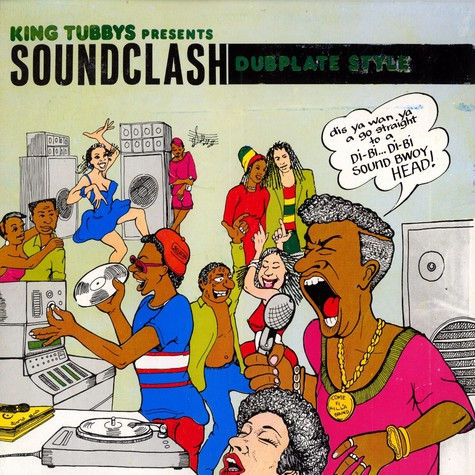 King Tubby - Soundclash Dub Plate Style