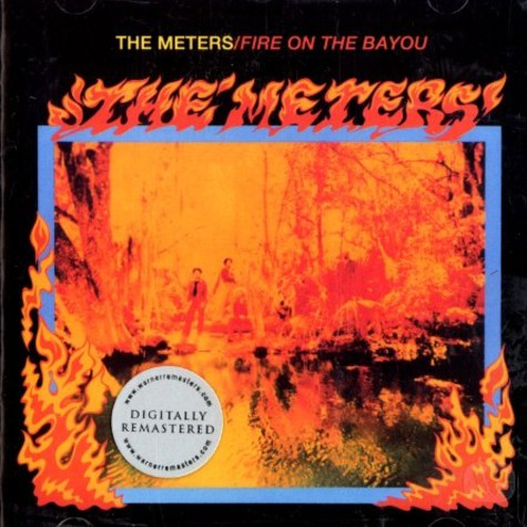 Meters, The - Fire on the Bayou