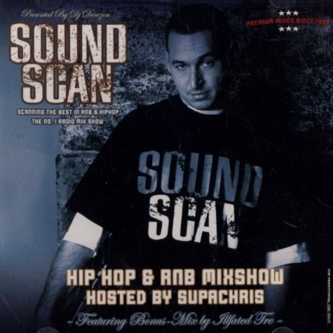 DJ Derezon - Sound scan volume 3
